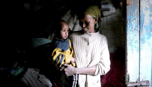 Somali mom